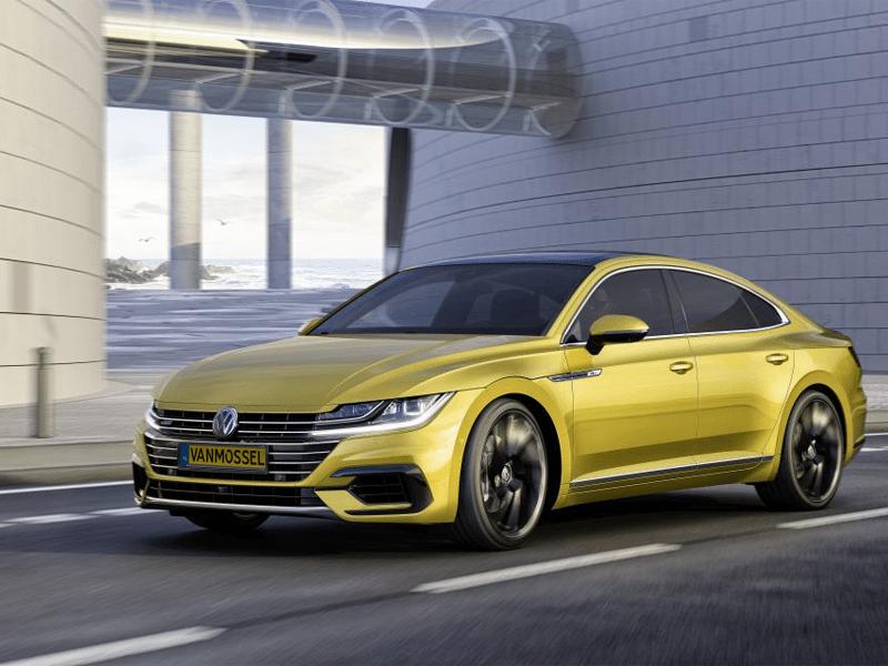 Volkswagen Arteon Arteon bij Van Mossel Voorraad