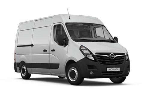 Opel Movano bij Van Mossel Voorraad