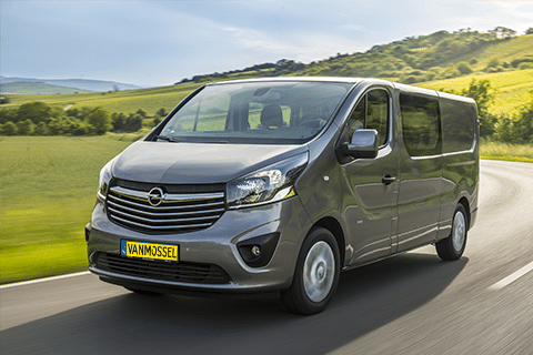 Opel Vivaro Edition L1H1 1.6 CDTi