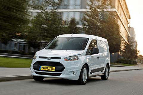 Ford Transit Connect bij Van Mossel Voorraad