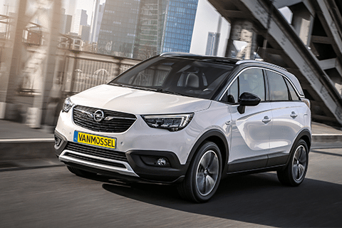 Opel Crossland X Innovation 1.2T 110pk