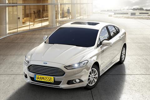 Ford Mondeo bij Van Mossel Voorraad