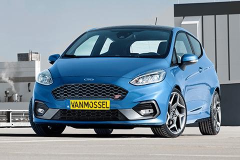 Ford Nieuwe Fiesta bij Van Mossel Voorraad