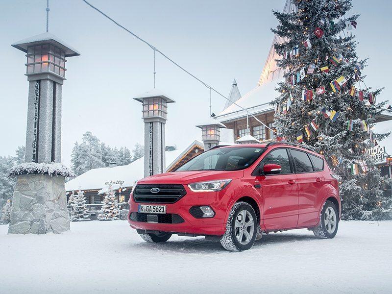 Ford Kuga Trend ultimate 120pk bij Van Mossel Voorraad