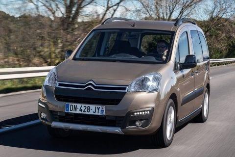 Citroën Berlingo bij Van Mossel Voorraad