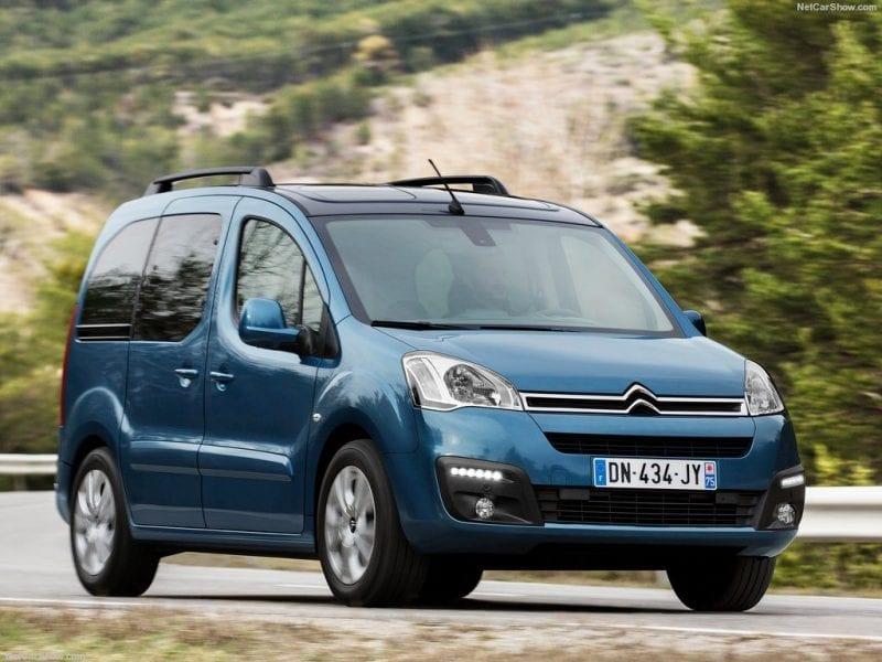Citroën Berlingo Berlingo BlueHDi 75 Comfort Economy bij Van Mossel Voorraad