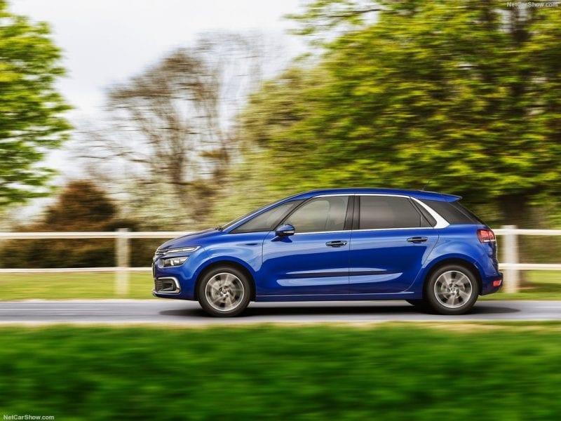Citroën C4 SpaceTourer Selection bij Van Mossel Voorraad