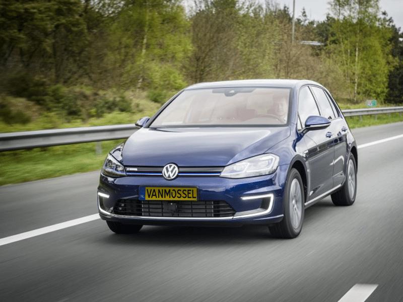Volkswagen e-Golf 100 kW/136 pk bij Van Mossel Voorraad