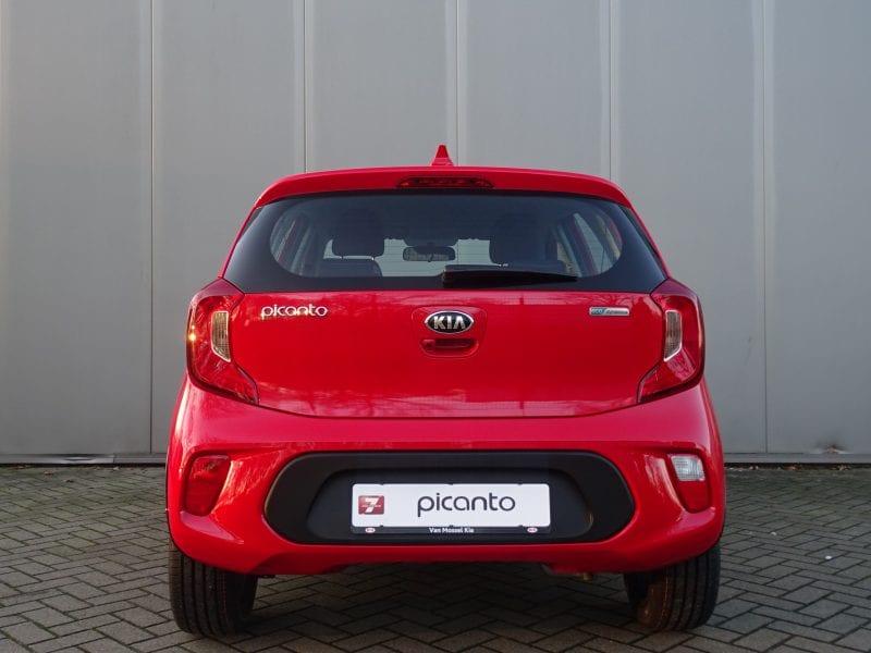 Kia Picanto Edition5 1.0 CVVT bij Van Mossel Voorraad