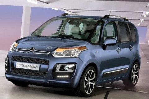 Citroën C3 Picasso bij Van Mossel Voorraad