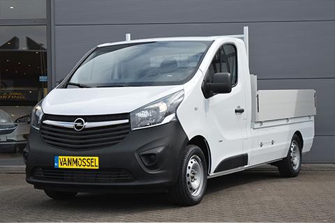 Opel Vivaro bij Van Mossel Voorraad