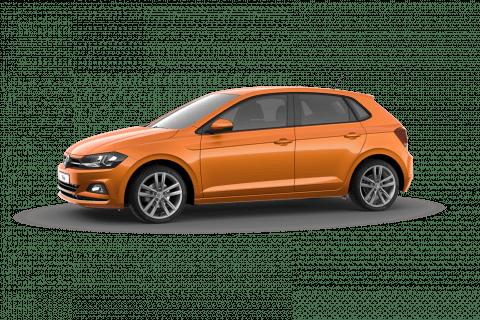Volkswagen Polo bij Van Mossel Voorraad