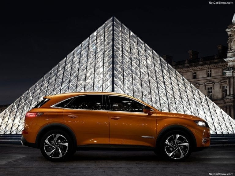 DS 7 CROSSBACK BlueHDI 130 Drive Efficiency Executive
