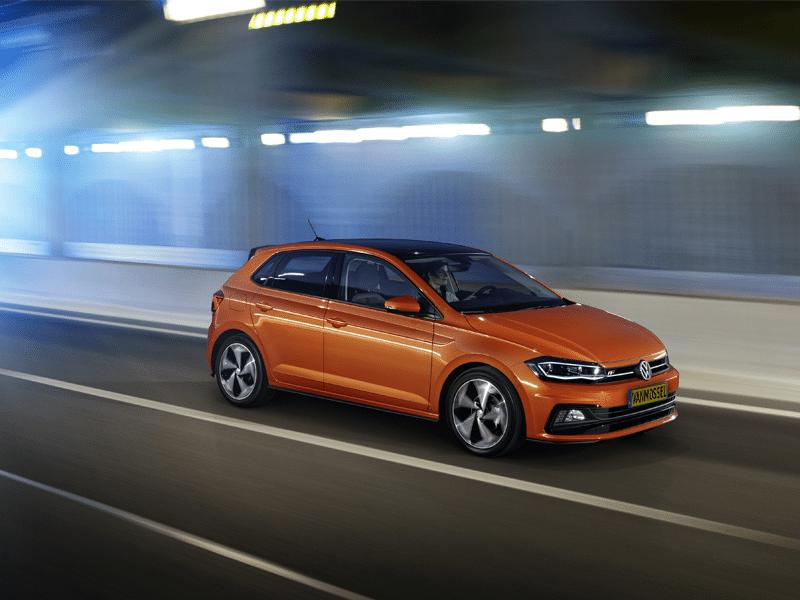 Volkswagen Polo Trendline bij Van Mossel Voorraad