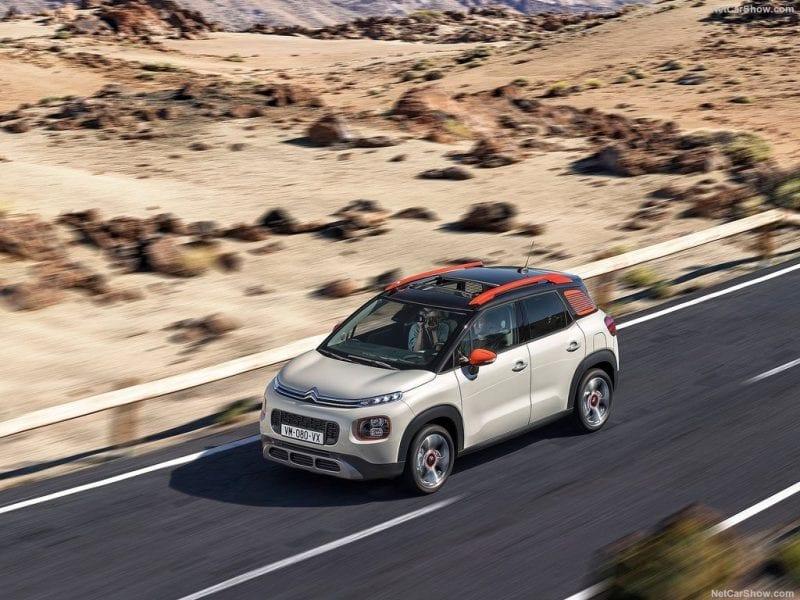 Citroën C3 Aircross Feel bij Van Mossel Voorraad