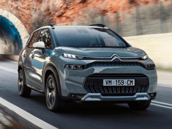 Citroën C3 Aircross - NEW Shine PureTech 110pk bij Van Mossel Voorraad