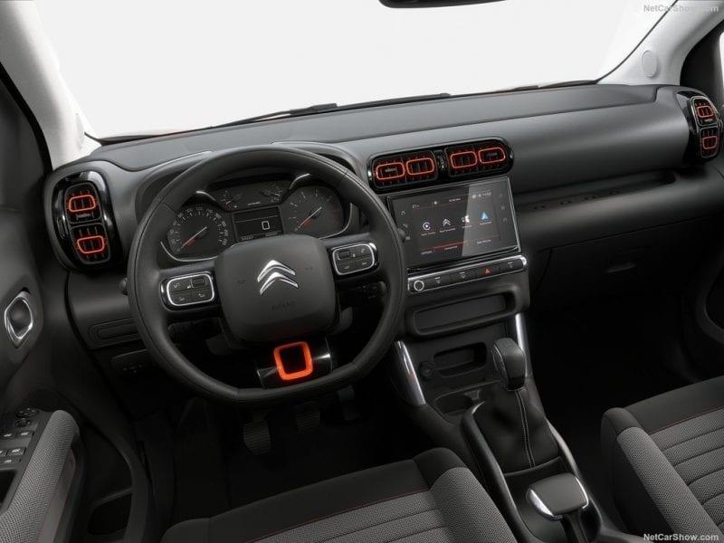 Citroën SUV C3 Aircross Aircross Feel 82PK bij Van Mossel Voorraad