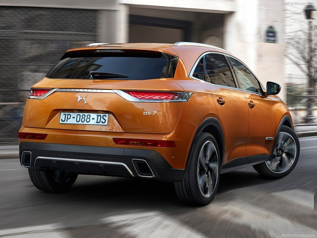 DS 7 CROSSBACK BlueHDI 130 Drive Efficiency Executive bij Van Mossel Voorraad