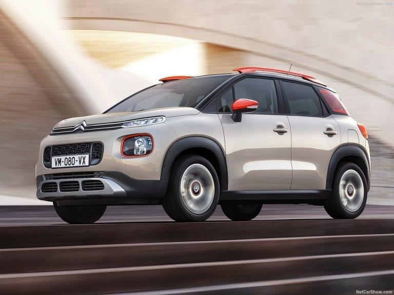 Citroën C3 Aircross Feel PureTech 110pk