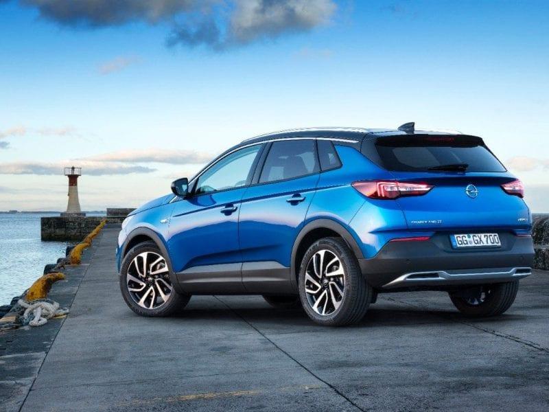 Opel Grandland X Business+ 1.2T Start/Stop bij Van Mossel Voorraad