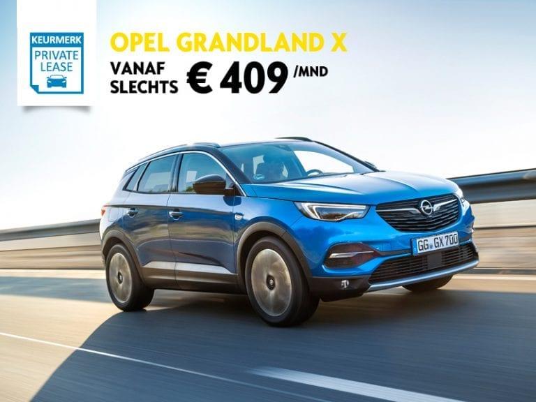 Opel Grandland X 1.5CDTi 130pk Bus. Executive