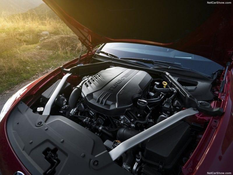 Kia Stinger Stinger GT-Line 2.0 Turbo bij Van Mossel Voorraad