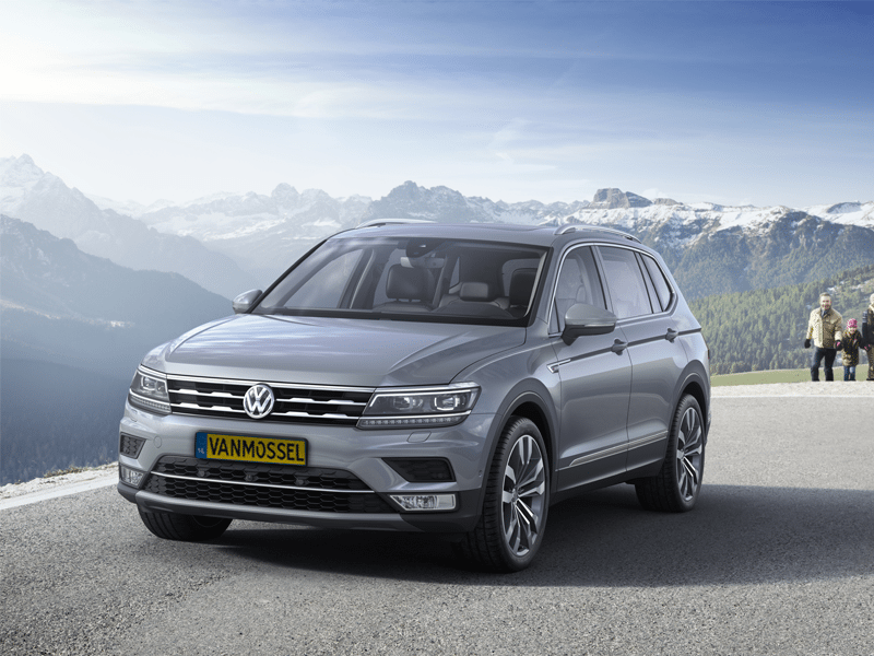 Volkswagen Tiguan Allspace Trendline bij Van Mossel Voorraad