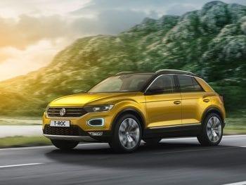 Volkswagen T-Roc 1.0 TSI 81kW/110pk 6 versn. Hand bij Van Mossel Voorraad
