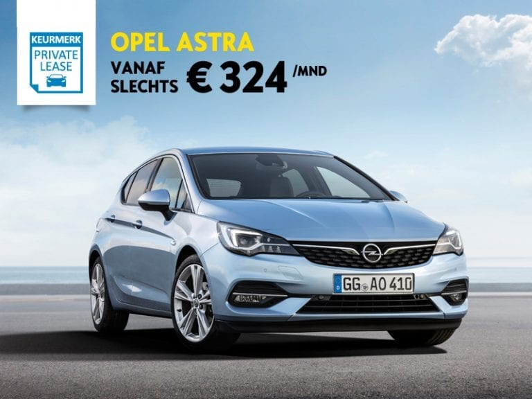 Opel Astra 1.4T 150pk Online Edition