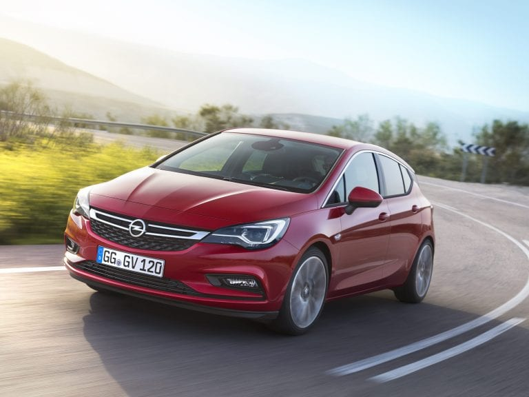 Opel Astra Online Edition 1.0T