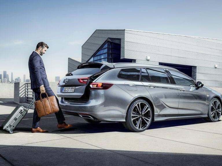 Opel Insignia Sports Tourer 1.5 Turbo Start/Stop Business Executive