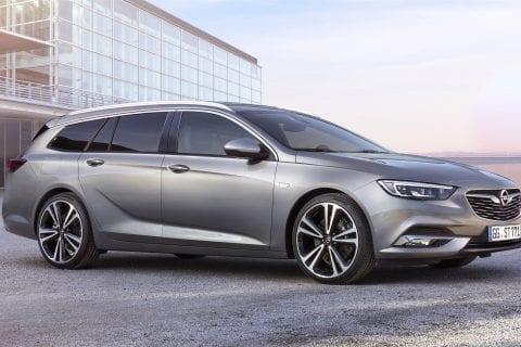 Opel Insignia bij Van Mossel Voorraad