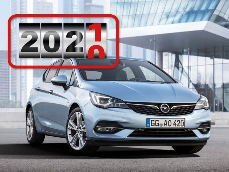 Opel Astra 1.4T 145pk Business Ed.