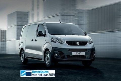 Peugeot Expert bij Van Mossel Voorraad