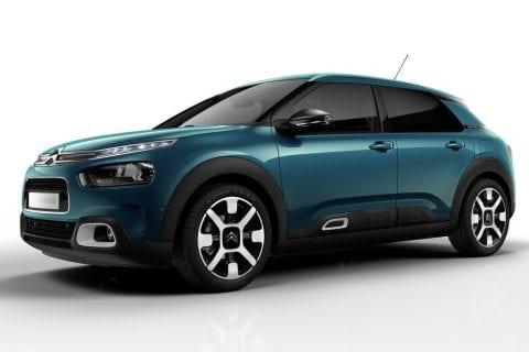 Citroën C4 Cactus bij Van Mossel Voorraad