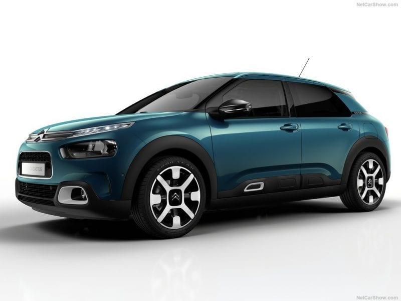 Citroën C4 Cactus PureTech 110 S&S Feel bij Van Mossel Voorraad