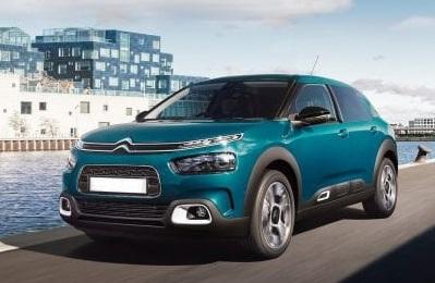 Citroën C4 Cactus PureTech 110PK S&S Feel