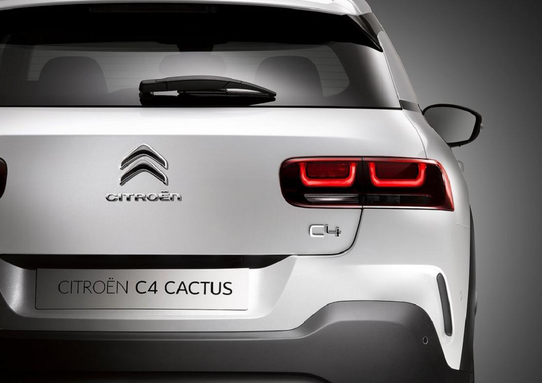 Citroën C4 Cactus PureTech 110PK S&S Origins bij Van Mossel Voorraad