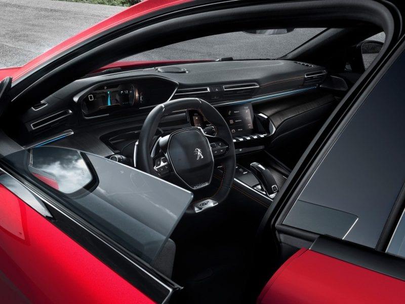 Peugeot 508 Nieuwe Peugeot 508 Active PureTech 180pk bij Van Mossel Voorraad