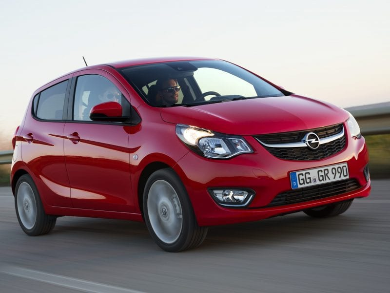 Opel Karl Karl Edition 1.0 bij Van Mossel Voorraad