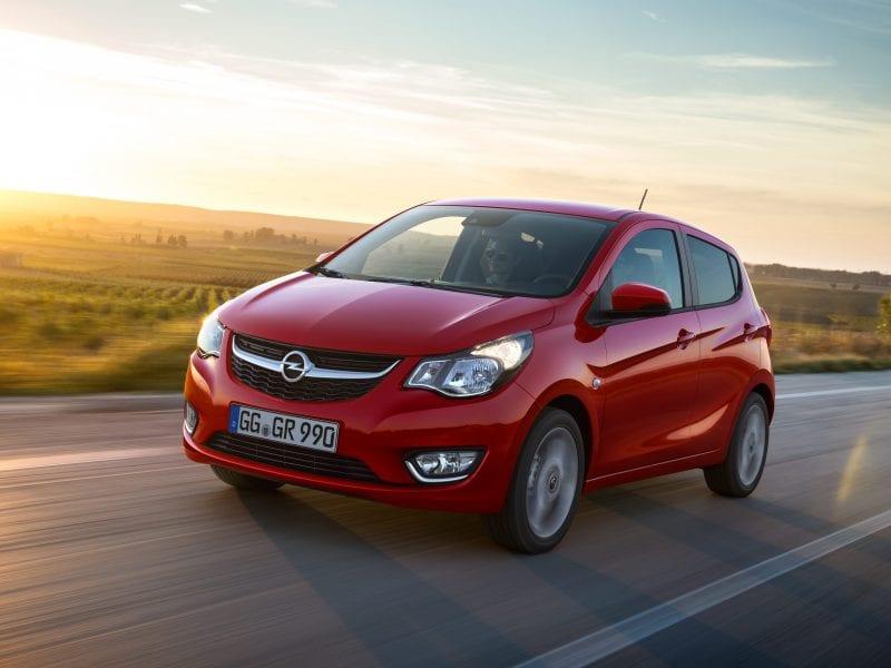 Opel Karl Karl Selection 1.0 S/S bij Van Mossel Voorraad