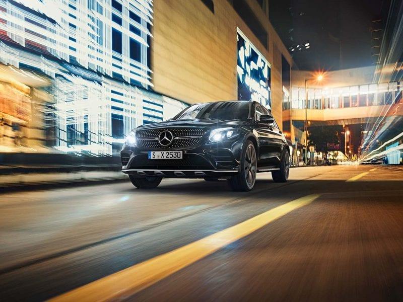 Mercedes-Benz GLC Allrounder 220d / AMG-Line / Sport Edition / Panoramadak bij Van Mossel Voorraad