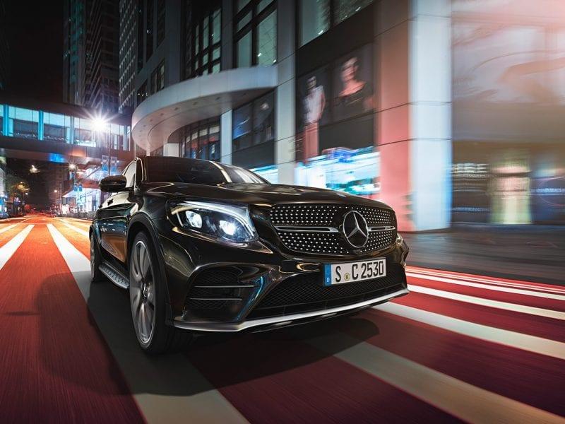 Mercedes-Benz GLC Coupé GLC 250 4MATIC Coupé bij Van Mossel Voorraad