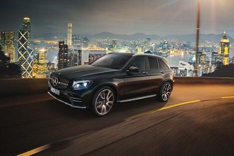 Mercedes-Benz GLC Allrounder bij Van Mossel Voorraad