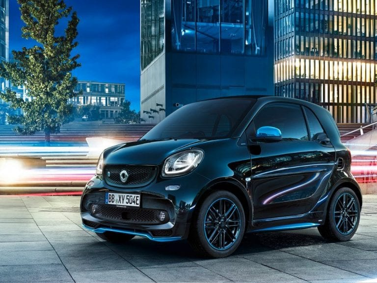 smart  fortwo fortwo passion 52kw