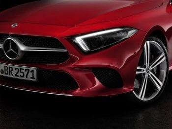 Mercedes-Benz CLS CLS 350 299pk 9G-TRONIC bij Van Mossel Voorraad