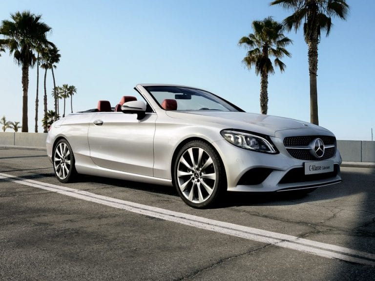 Mercedes-Benz C-Klasse E 200 Cabriolet / Business Solutions / AMG-Line