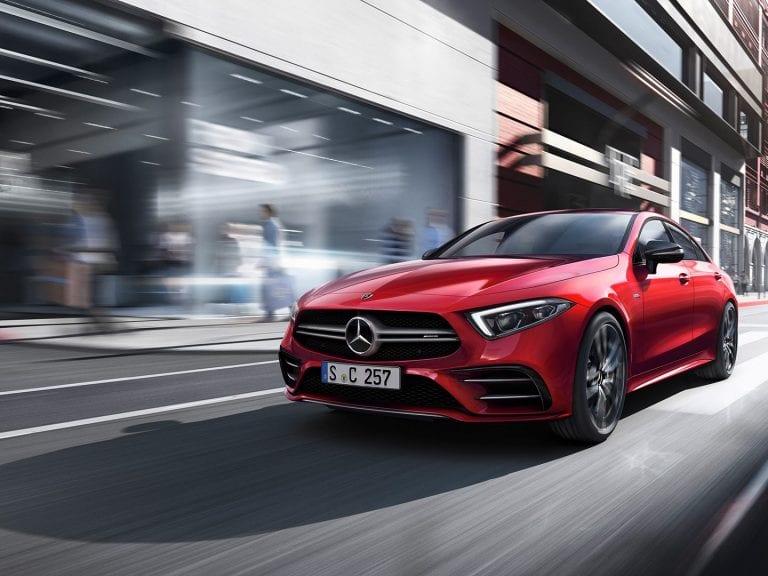 Mercedes-Benz CLS CLS 400 d 4MATIC / Premium / AMG-line