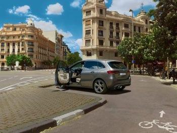 Mercedes-Benz B-Klasse B160 Style Plus  (getoonde beeld kan afwijken van werkelijkheid) bij Van Mossel Voorraad