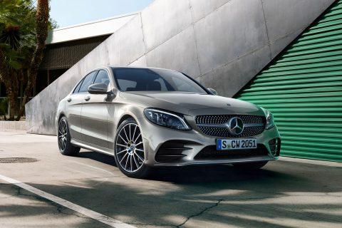 Mercedes-Benz C-Klasse C 180 Business Solution (getoonde beeld kan afwijken van werkelijkheid)